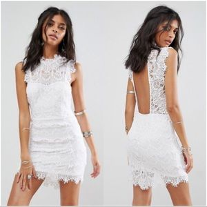 Intimately Free People Lace Daydream Bodycon Dress